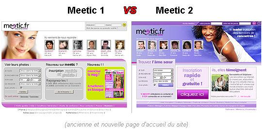 Meetic Nouveau